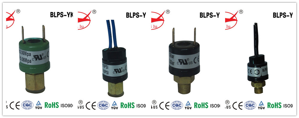 3-667 PSI micro pressure controllers for equipment