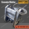 Mulcher for Excavator Mulcher