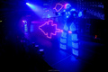 LED robot Costume /LED Clothing/ LED suits/ david guetta robot