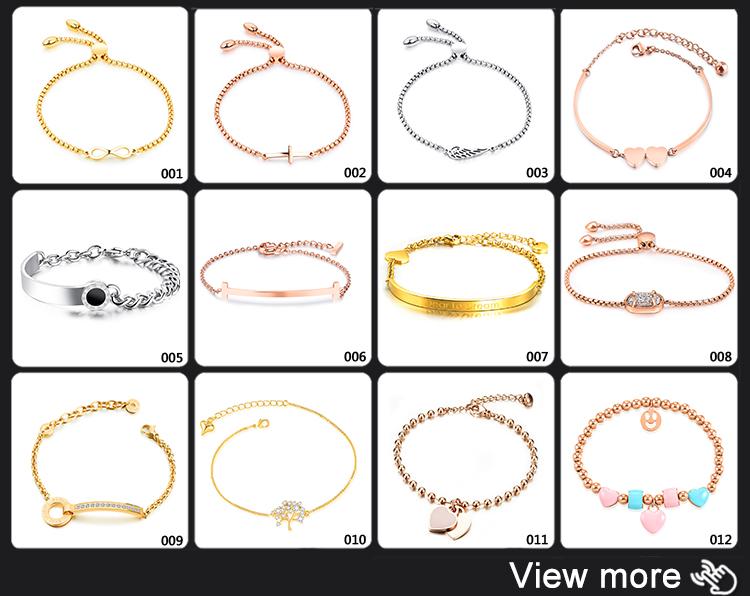 Fashion Best Selling Jewelry Bracelet Cubic Zirconia Bracelet For Women