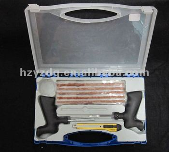 Car tyre repair tool kit