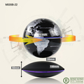 Strong rare earth magnetic levitation floating globe