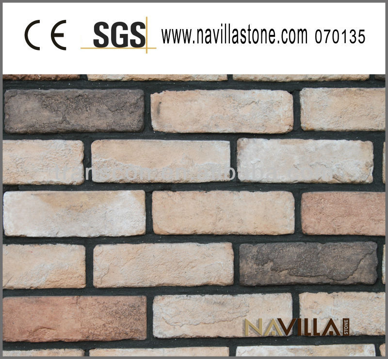 lightweight smooth face brick 070135