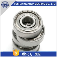 Single Row Miniature Deep Groove Ball Bearing 608ZZ 8*22*7mm
