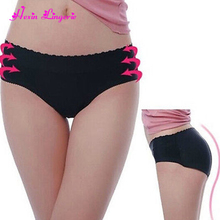Private label compression butt lifter booty shorts hip enhancer