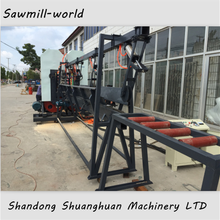Chinese Manufacturer Vertical Band Saw For Log