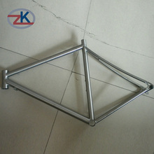 Cheap and best Grade 9 China butted frame titanium bike