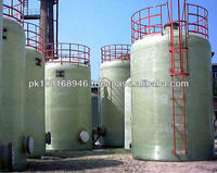 Fiber Glass Water Storage Tank