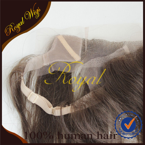 Wholesale Top Quality Mongolian Hair Full lace Headband Iband