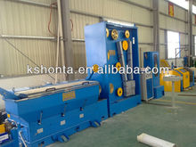 Large & Intermediate wire drawing machine with continuous annealer copper wires cable making equipment wire cable machine