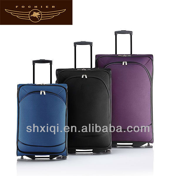 New design mini brand names bag trolley