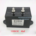CBB15 1250VDC 40UF Capacitor for Electric Welding Machine