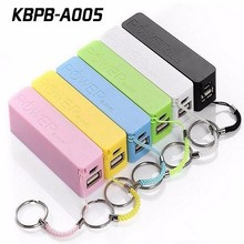 New Power Bank Multi Color Gift Perfume 2600 Mah USB Portable Power Bank PayPal Accepted USA Supplier! Promotional Gifts