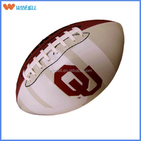 New exercise league customized design football rugby ball
