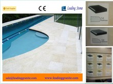 Home delivery factory cheap flooring around swimming pool