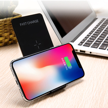 Wireless Charger,Qi-Certified Wireless Charger for iPhone X iPhone 8, for Samsung S9/S9+/S8/S8+/S7/Note 8