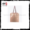 Fashion style washable kraft paper bag for wholesales
