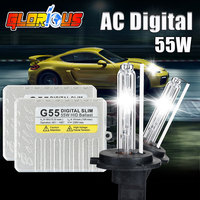 Wholesale auto headlight H7 halogen bulb xenon super white H7 halogen bulbs