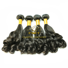 wholesale Best price 7A grade natural color Brazilian human kinky curly clip in hair extensions