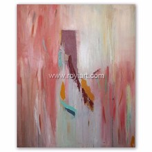 ROYIART Canvas Oil Painting Abstract Factory Sell