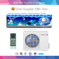Split Type Air Conditioner 9000~30000Btu