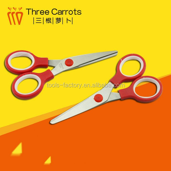 Hot Selling Plastic Handle Stainless Steel Small Scissors