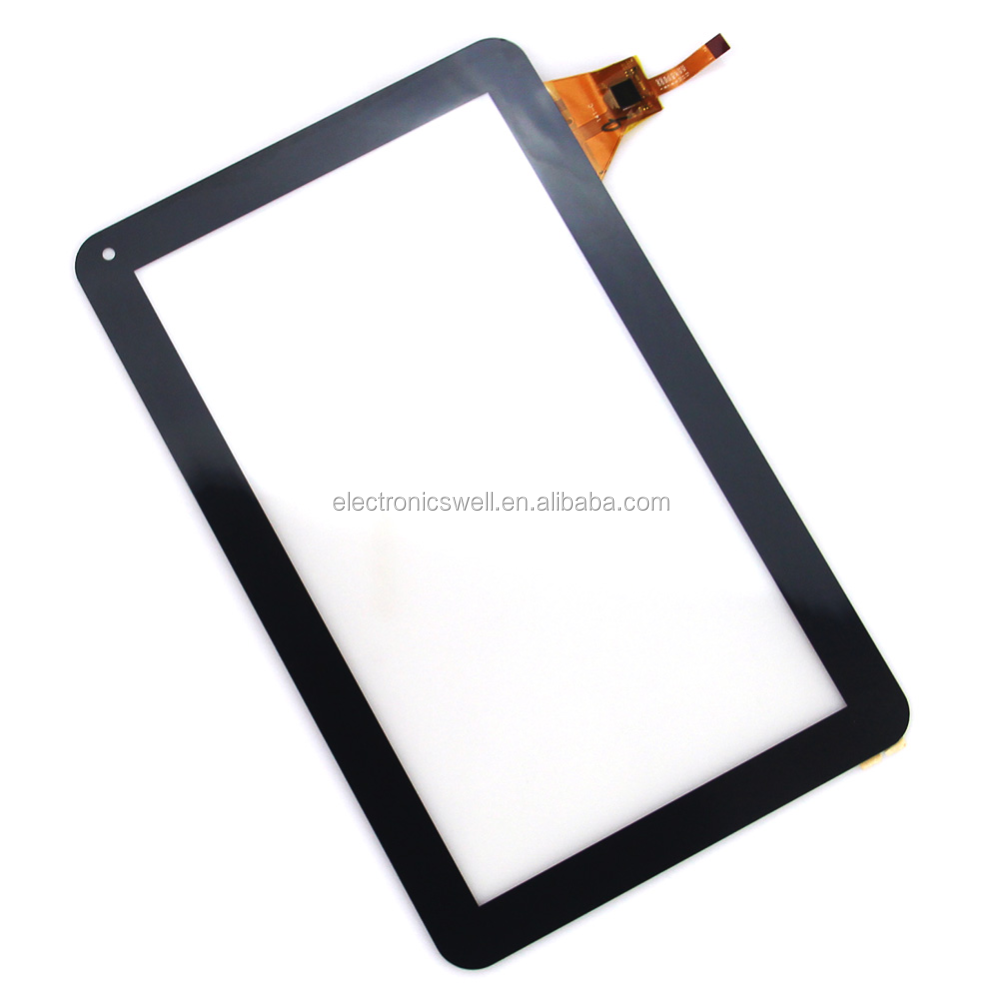 Wholesale 10.1 Inch Tablet PC Touch Screen, Digitizer, Panel, LCD Glass, Display Replacement For AD-C-100050-1-FPC 141-C