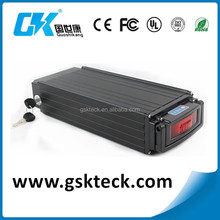 Deep cycly 48v 20ah lithium ion battery pack for electric scooter