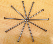 "1""-6"" 25kg/carton net weight polished common iron nails"