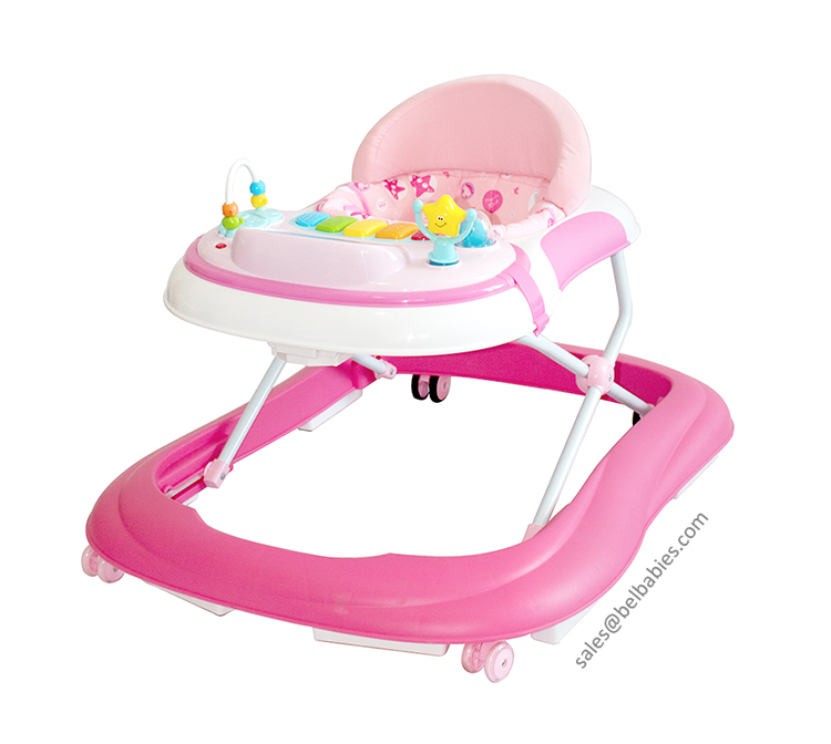 New model with parts safety baby walker wholesale