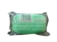 family natural honey and peal soap green color 75g , natural famous soap brands OEM manufacturer