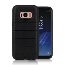 Shockproof Hard PC TPU Bumper Case for galaxy s8