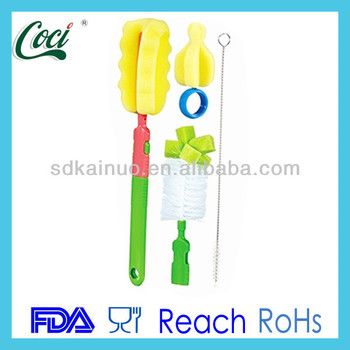 food grade bottle wash brush