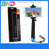 Shenzhen Dispho alumium bluetooth selfie stick portable Wireless monopod for phone camera IOS & Android