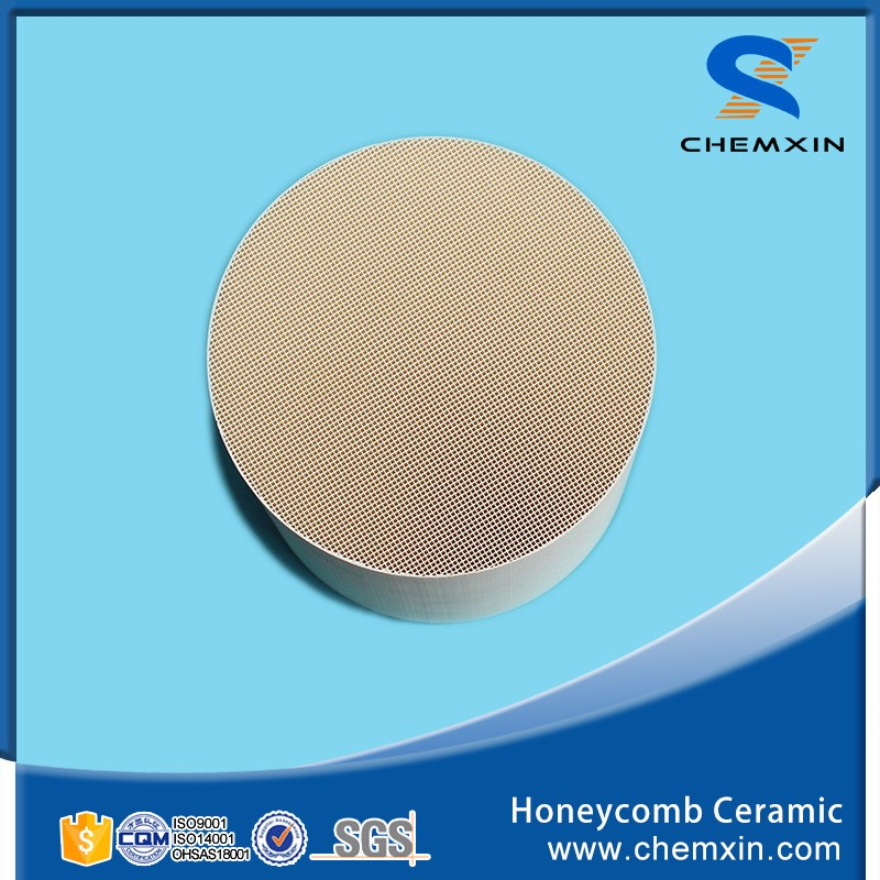 Customized different size catalytic diesel engine soot particulate filter