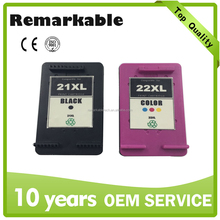 122 inkjet cartridge for HP remanufactured ink cartridge 122
