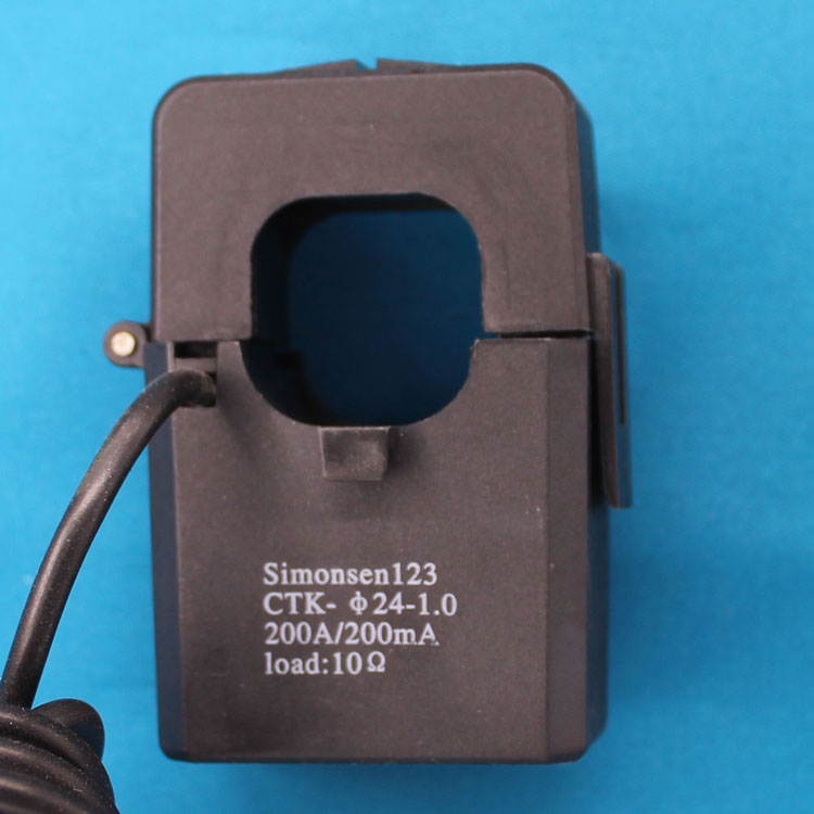 200a200ma small size current transformer split core price