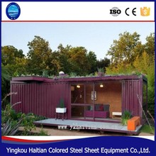 Move-in Strong steel frame Shipping Container Homes/italy Container House/Container Homes for sale