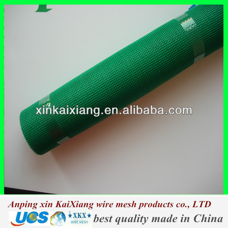 green Fiberglass Window Screen