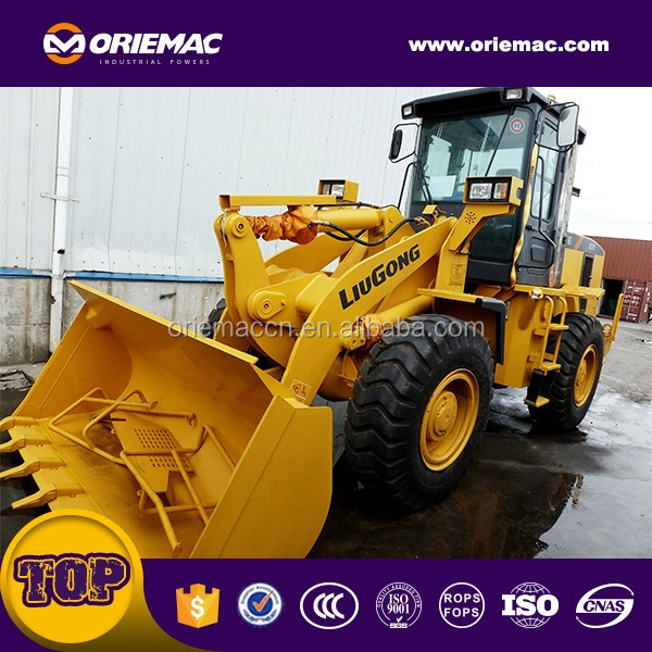 1.5m3/3Ton Liugong Wheel Loader CLG835 with Cheap Price