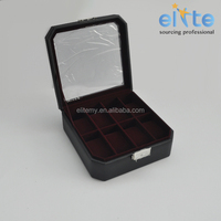 Top grade delicate luxury leather watch box / watch case