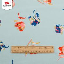 Factory price customized soft fashion upholstery knit fabric print