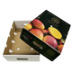 Custom carton packaging box for stone fruit