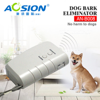 Aosion dog bark stopper with ultrasonic working