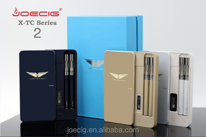 Joecig X-TC 2 slip pcc case rechargeable pen. CBD available