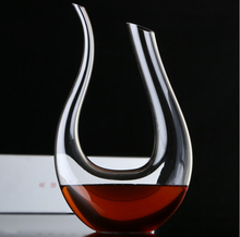 Crystal wine decanter,lead free Grade A glass wine decanter.
