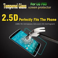 9H 2.5D Anti-Explosion Premium Tempered Glass Screen Protector For LG F60 (D392) Protectors Protective Film