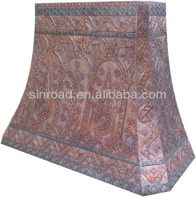 Forest Design Copper Range Hoods