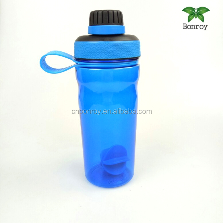 Vitamin shaker bottle 29oz Plastic Shaker Bottles Printed with Logo
