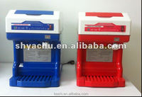electric ice crusher shave ice machine block ice crusher with 6kgs/min